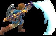 1.4.Champion Link swinging his sword 2