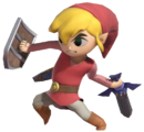 2.Red Toon Link 3