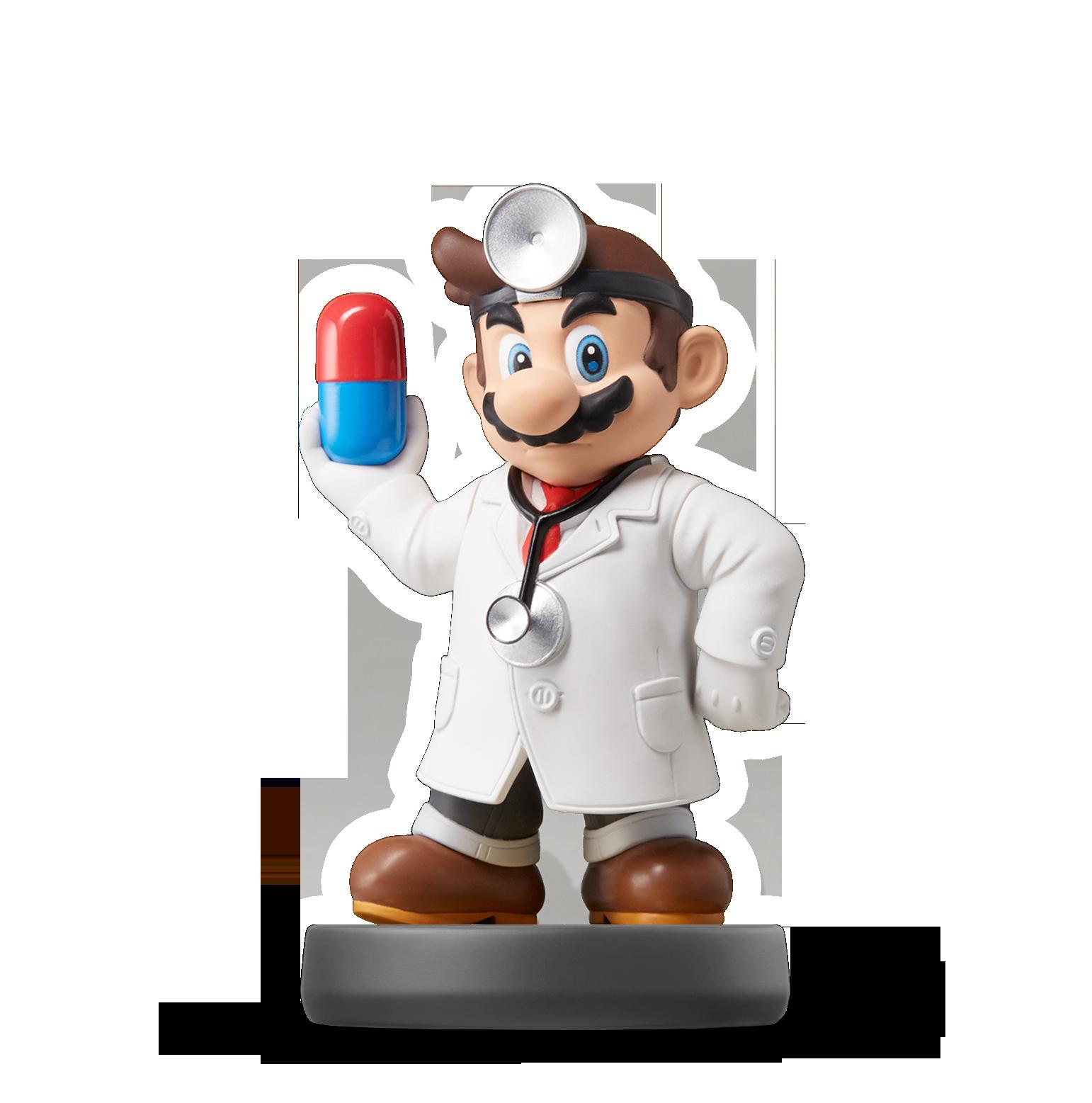 Amiibo/Dr. Mario