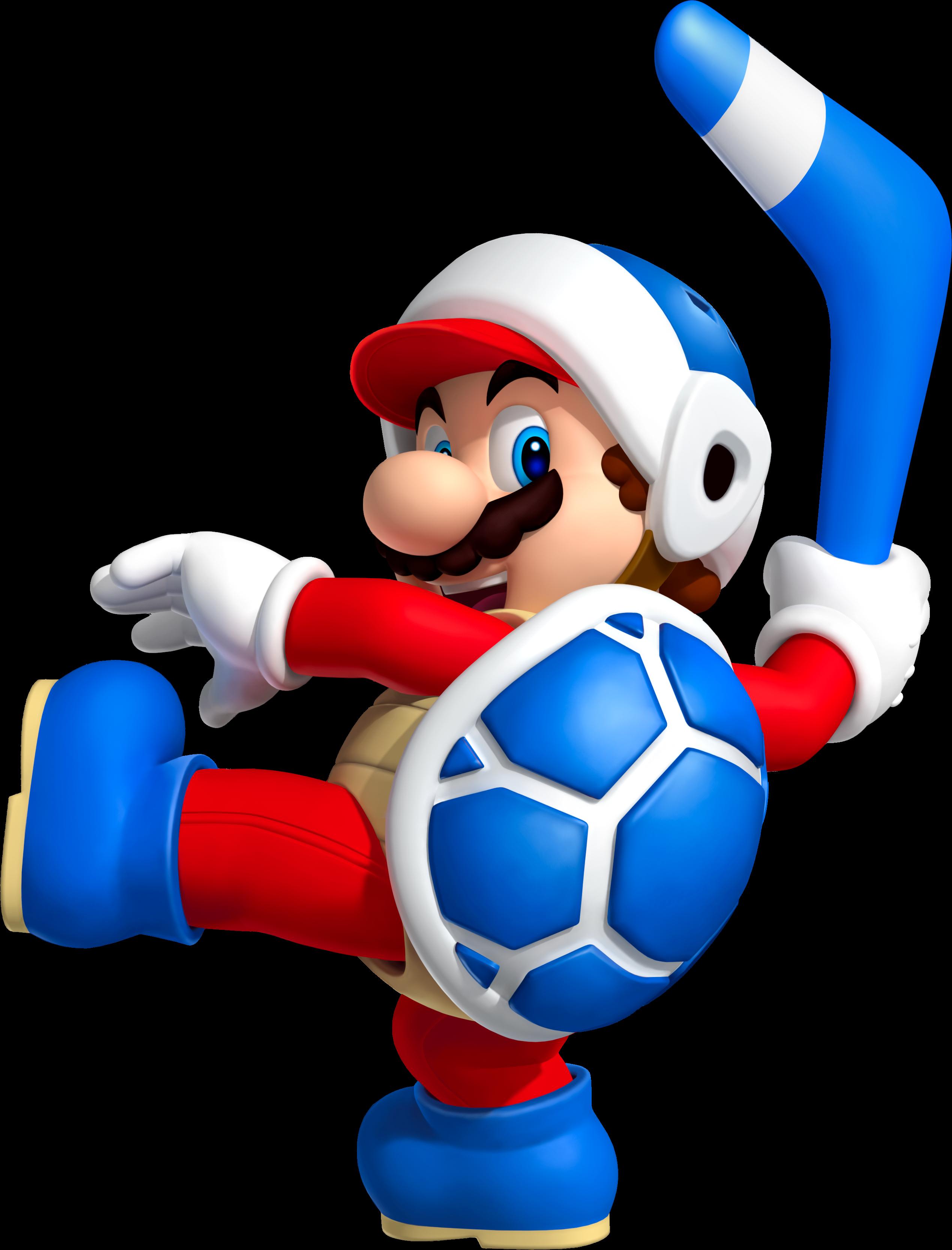 Boomerang Mario (SSBT)