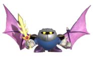 2.15.Meta Knight Preparing his Wings