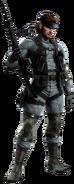 Solid Snake Spirit