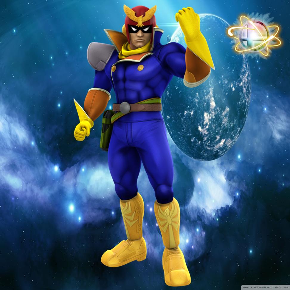 Captain Falcon (SSB6)