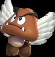 Paragoomba in flight