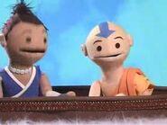 Avatar- The Last Puppet Bender - Hot Air
