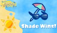 Shade Wins