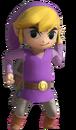 6.Purple Toon Link 2
