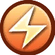 HW - Lightning element icon