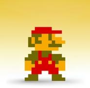 Retro Mario8564