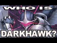 History and Origin of Marvel Comics' DARKHAWK!