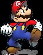 MLSS+BM Artwork - Mario