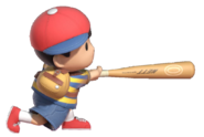 0.6.Ness swinging his bat