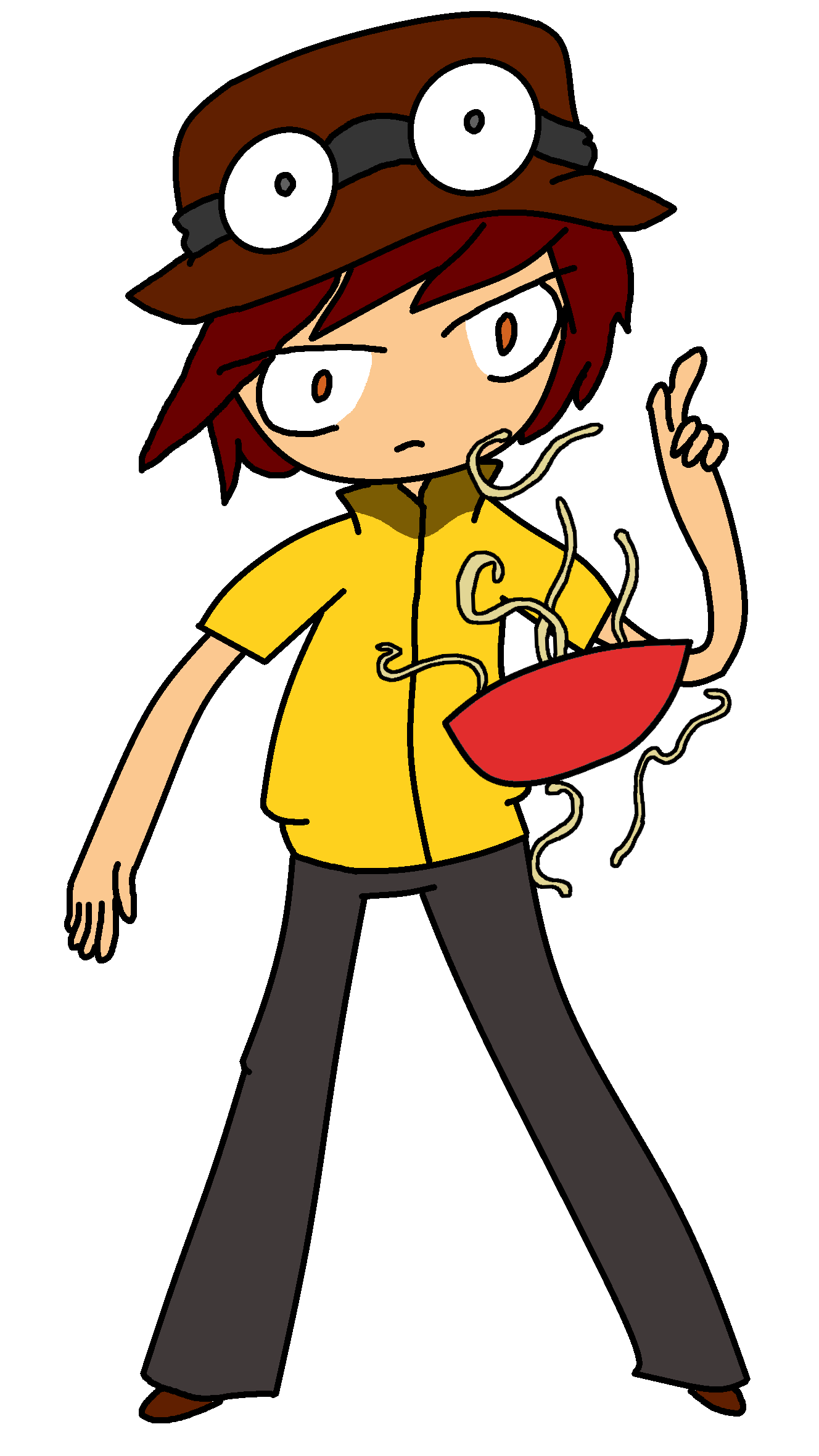 Andy Pasta