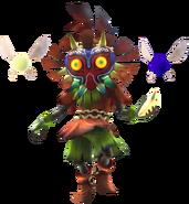 2.3.Skull Kid Holding a Ocarina