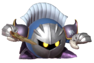 2.2.Meta Knight preparing
