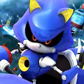 MGX Metal Sonic Avatar