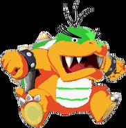 Morton Koopa Jr. (SMW sprite colors)- New Super Mario Bros. Wii