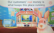 Arcad bunny real-money