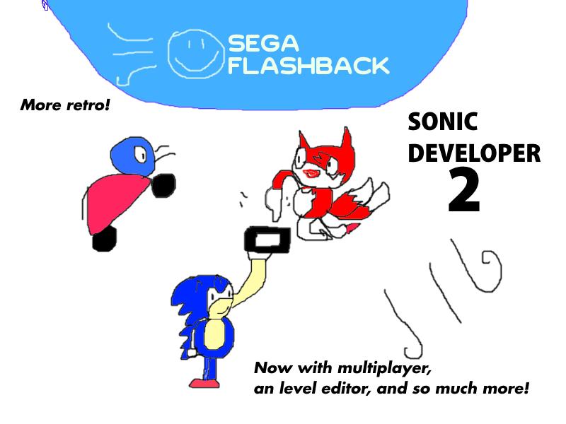 Sonic the Hedgehog Developer 2