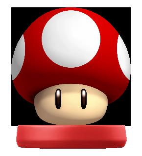 Amiibo/Super Mushroom