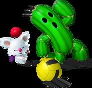 Cactuar Moogle - Mario Sports Mix