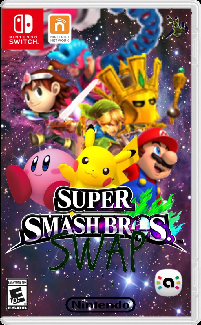 Super Smash Bros. Swap