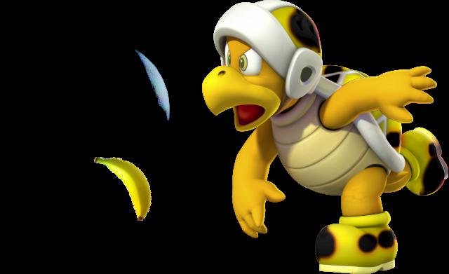 Banana Bro.