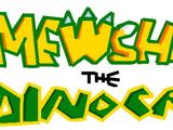 Mewshi the Dinocat