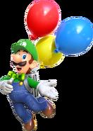 SMO Art - Luigi