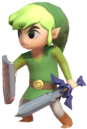 1.TH Green Toon Link 1