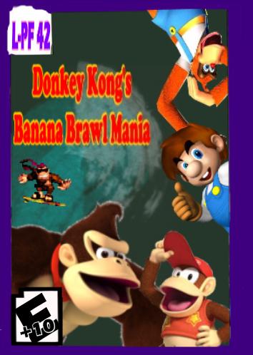 Donkey Kong's Banana Brawl Mania