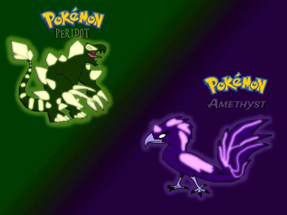 Pokémon Peridot and Amethyst Versions