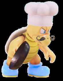 Chef Broselini