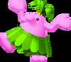 ACL MK8 Pink Pianta