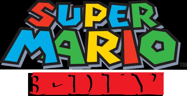 Super Mario 3-DIY