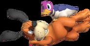 0.8.Duck Hunt Dog Dropkicking