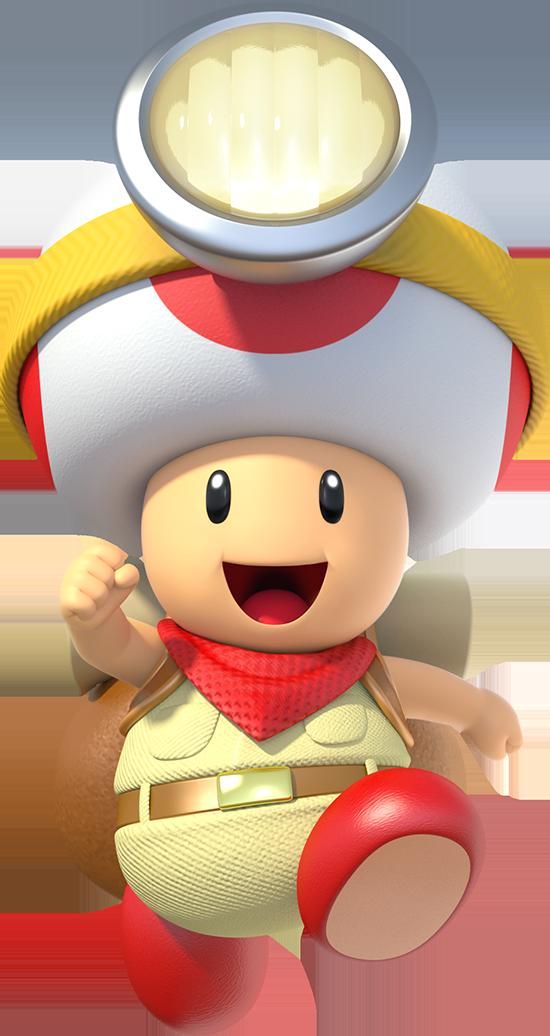 Captain Toad (SSBCombat)