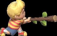1.9.Lucas swinging his stick
