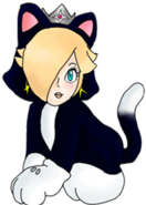 Cat Rosalina