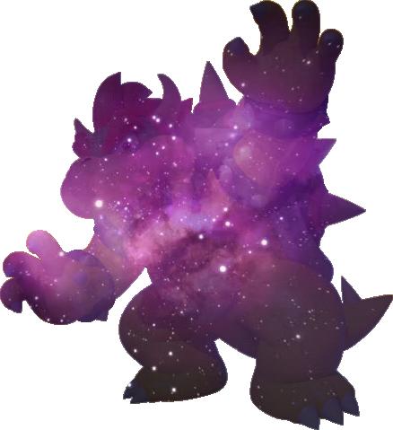 Cosmic Bowser