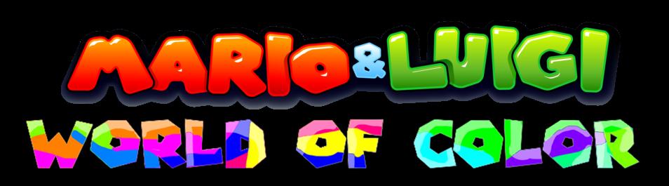 Mario & Luigi: World of Color