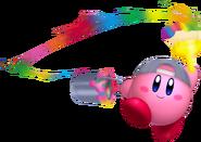 Paint Kirby KDL3D