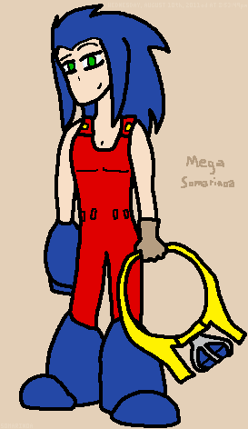 Mega Somarinoa (character)