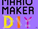 Super Mario Maker D.I.Y.