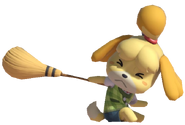 0.8.Isabelle Striking with a Broom