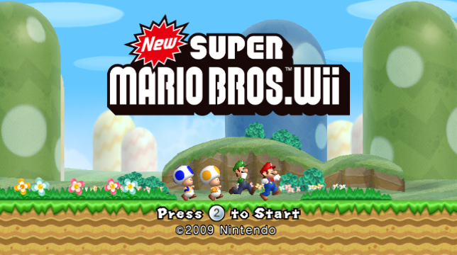 Difference In Graphics - Title Screen (Before).png