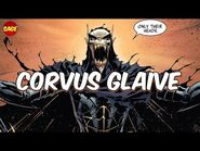 """Who is Marvel's Corvus Glaive? Thanos Approved Leader of the """"Black Order"""""""
