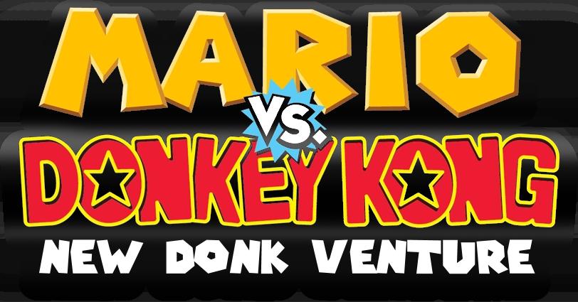 Mario vs. Donkey Kong: New Donk Venture