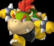 Baby Bowser - Koopa Kart Wii