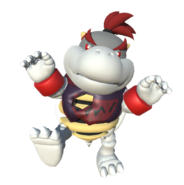 Dry Bowser Jr. by HGProductions00
